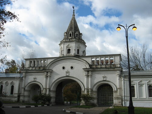 Передние ворота