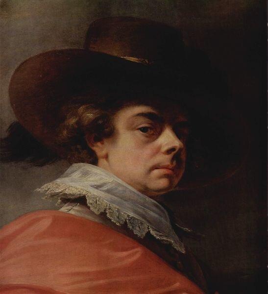 Николай Борисович Юсупов, 1783 год. Худ. Генрих Фюгер (прапрадед Феликса Юсупова мл.)