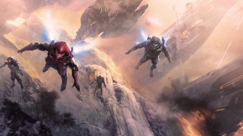 Halo 5 Враг моего врага [Enemy of my Enemy]