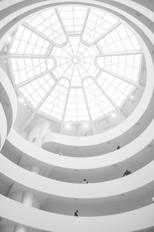 «Архитектурные» фотографий высокого качества от сервиса Unsplash