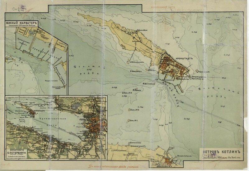 Остров Котлин