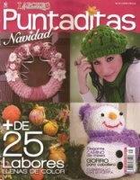 Журнал Labores y Manualidades - Puntaditas Navidad №39 - 2011