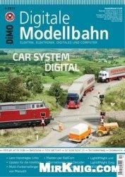 Журнал Digitale Modellbahn №4 2015
