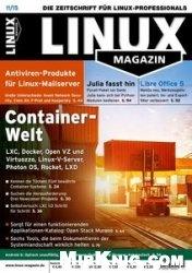 Linux Magazin – November 2015