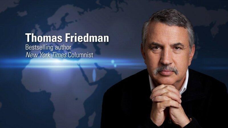 Томас Фридман