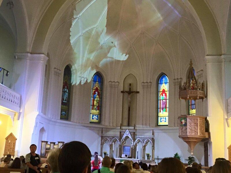 Музыка Баха в Евангелическо-Лютеранском Кафедральном соборе Святых Петра и Павла