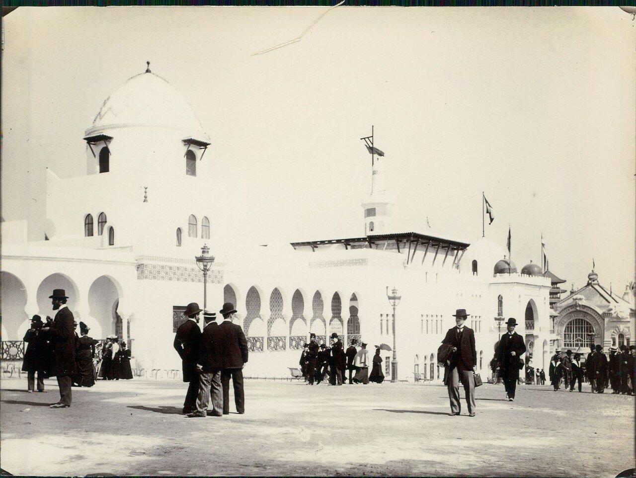 Павильон Алжира