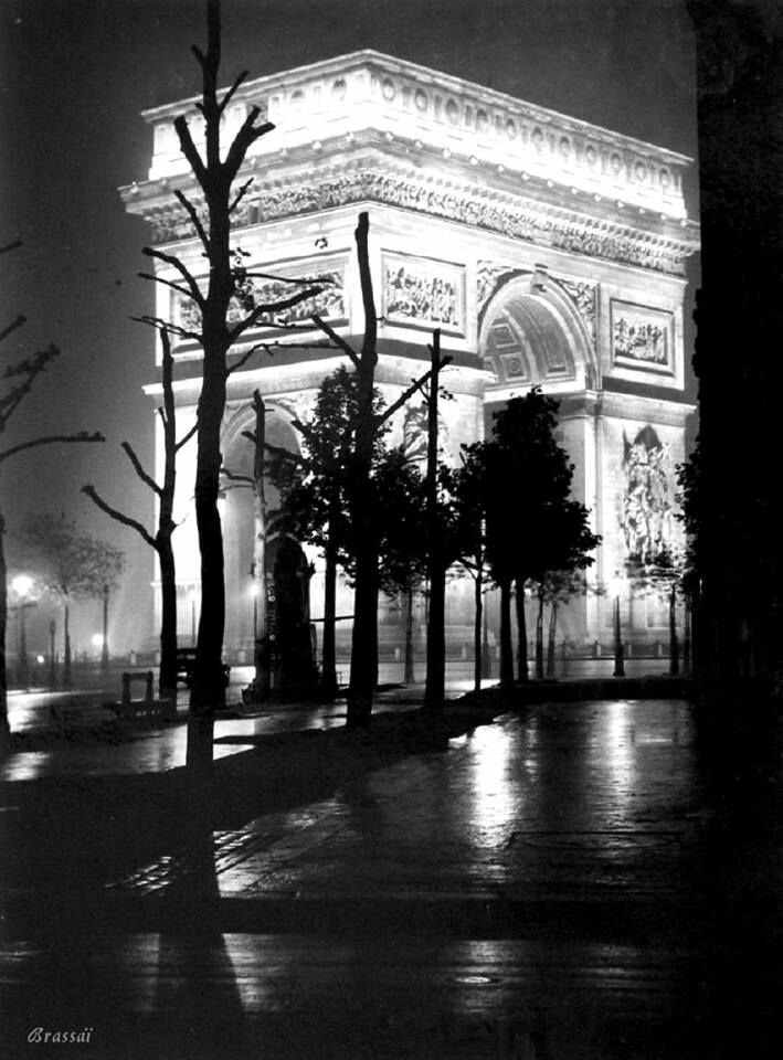 1930. Триумфальная арка