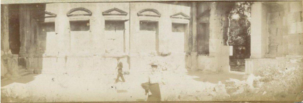 Храм Дианы. 1900