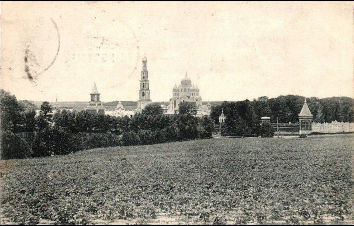 Окрестности Москвы. Николо-Угрешский монастырь