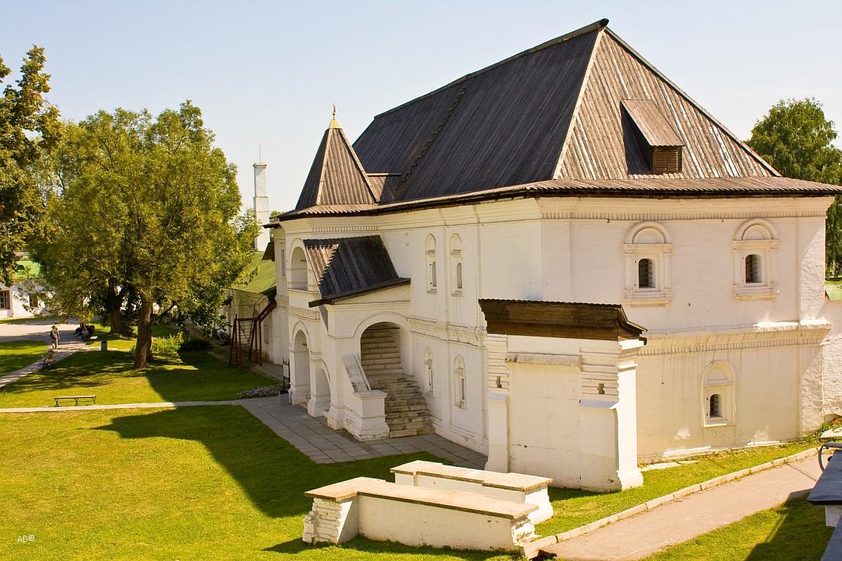 Консисторский корпус, XVII век