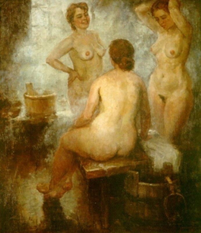 С невесткой в бане рассказы 6 фотография