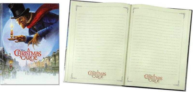 ChristmasCarol Notebook A Photo