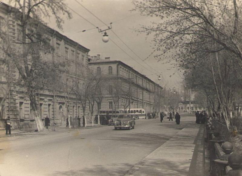 Середина 1950-х годов