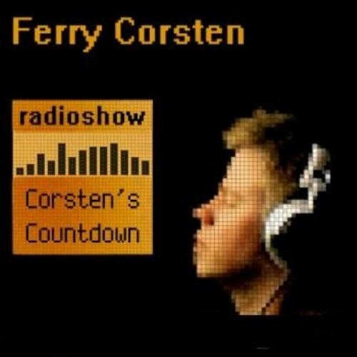 Ferry Corsten - Corsten's Countdown 127 (02-12-2009)