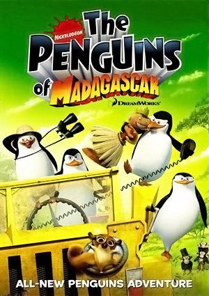 Пингвины из Мадагаскара / The Penguins of Madagascar / Сезон 1, серии 1–38, 40 из 44 [2009, мультипликационный сериал, HDTVRip + TVRip]