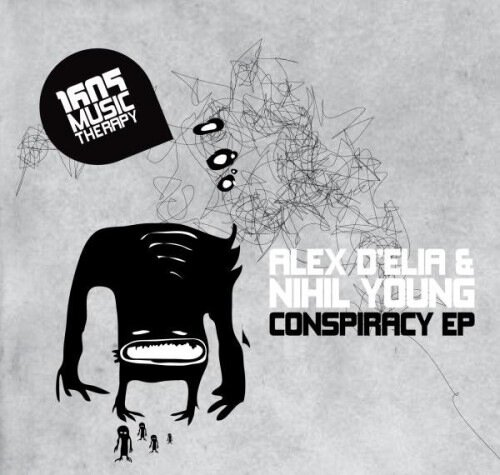 Alex Delia and Nihil Young - Conspiracy EP (2009)