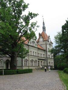 Чанадиево. Замок Шенборнов