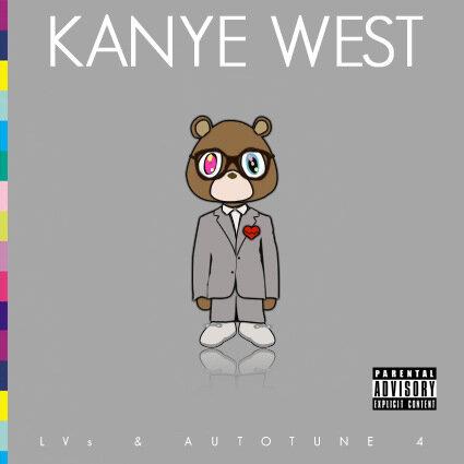 Kanye West - LVs & Autotune 4