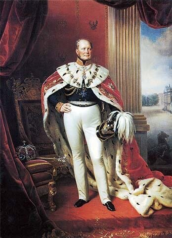 Король Фридрих-Вильгельм IV Прусский, прадед князя Феликса Феликсовича Юсупова-младшего по отцовской линии.