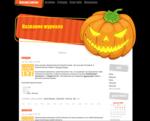 Дизайн для ЖЖ: Halloween (S2). Дизайны для livejournal. Дизайны для Живого журнала. Оформление ЖЖ. Бесплатные стили. Авторские дизайны для ЖЖ
