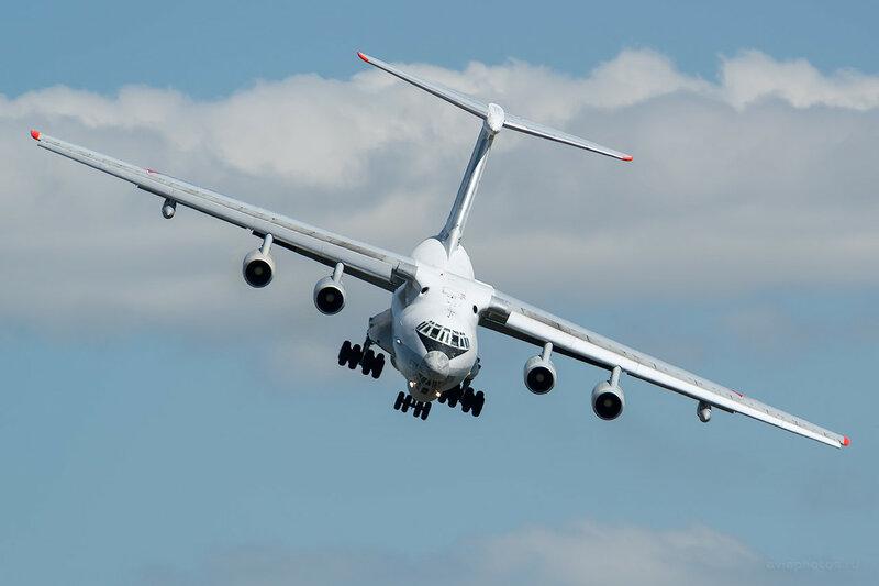 Ильюшин Ил-78М (RF-94290 / 31 синий) D808067