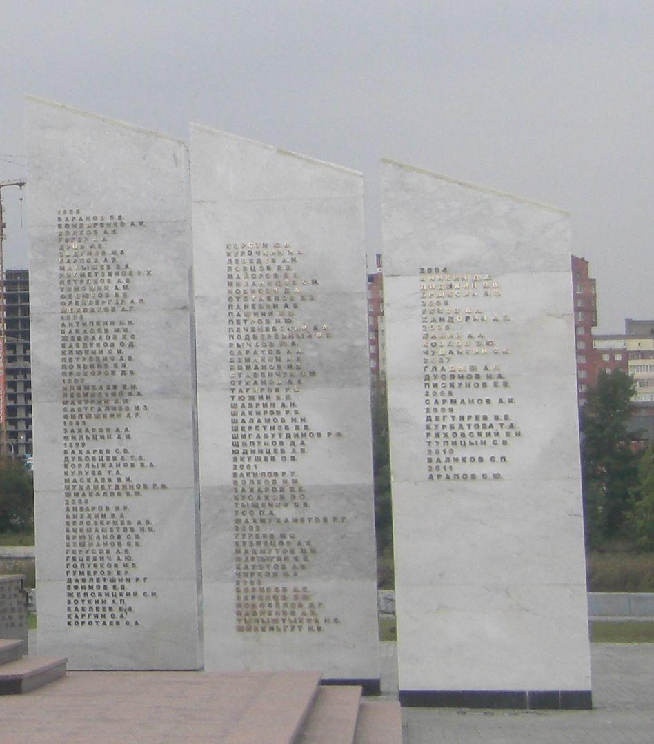 Самые серьёзные потери южноуральские солдаты правопорядка понесли в наше время - во время войны в Чечне (26.05.2015)
