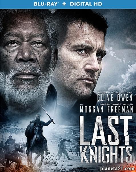 Последние рыцари / Last Knights (2015/BDRip/HDRip)