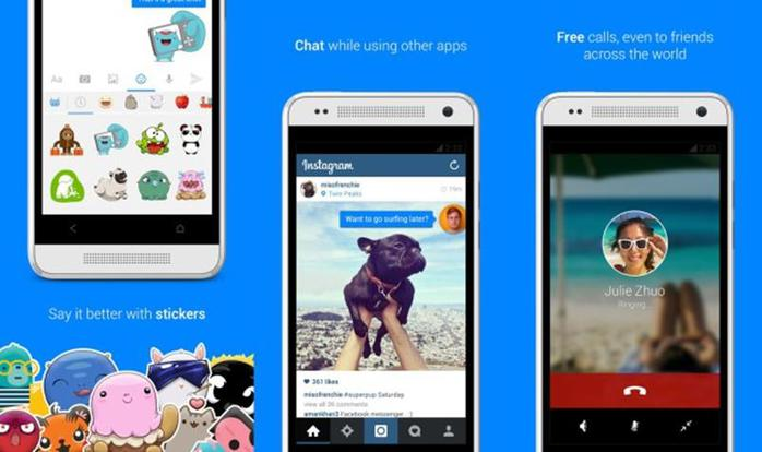 Messenger Facebook для Android
