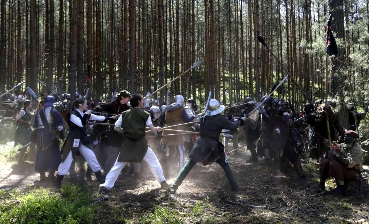 Праздник допотопных уродцев: Чешские зльфы, гоблины и орки в войне на истребление друг друга (17)