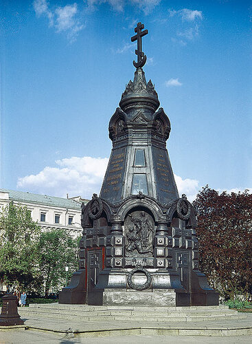 Памятник-часовня гренадерам - героям Плевны