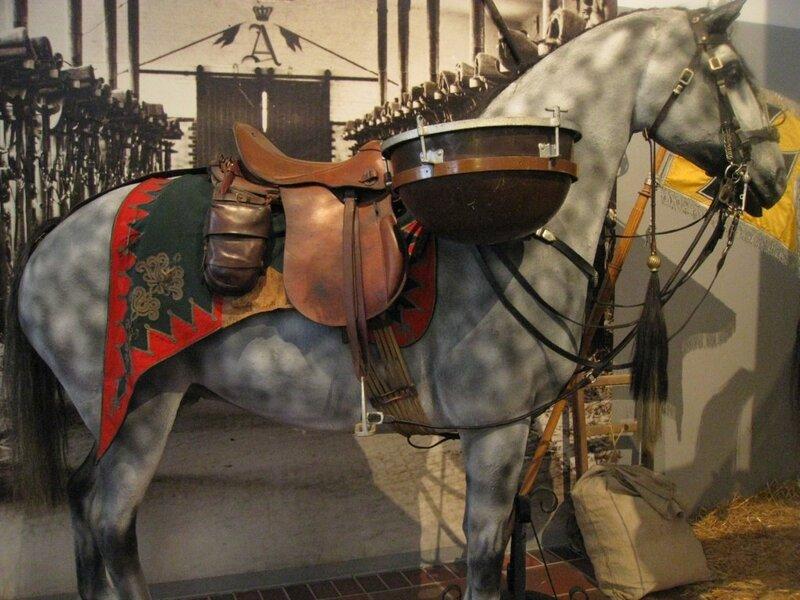 Боевая лошадь
