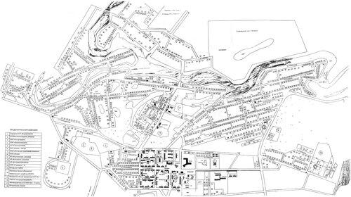 Карта Кетово
