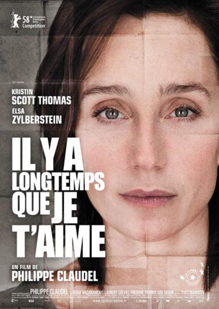 � ��� ����� ���� ������ / Il y a longtemps que je t'aime (2008/DVDRip)