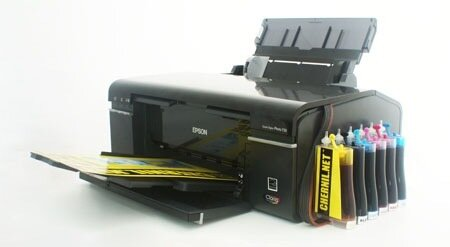 Однако, для установка СНПЧ может потребовать демонтажа крышки каретки и частичной разборки вашего принтера и МФУ...