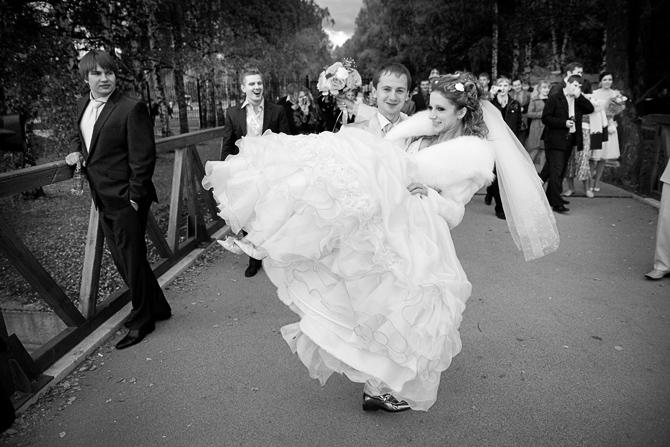 Москва. Свадебный фотограф Кирилл Кузьмин