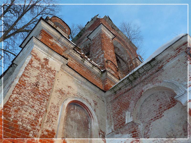 Церковь Димитрия Солунского в Чернеево