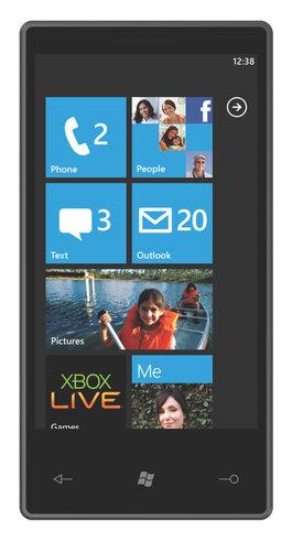В новой мобильной ОС Microsoft наступила на грабли iPhone
