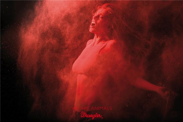 Wrangler - Red - We Are Animals