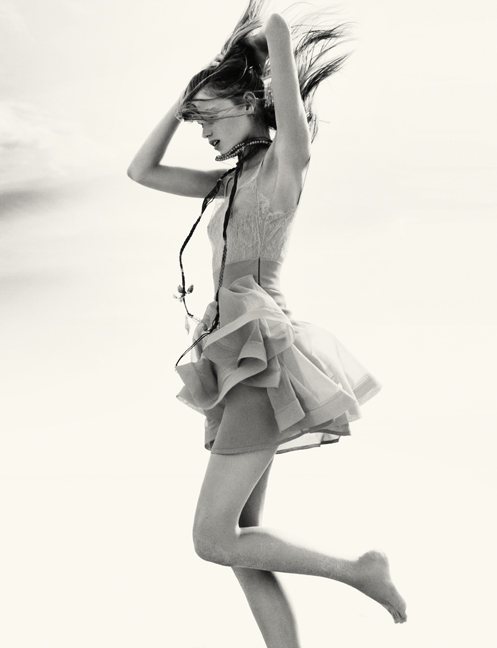 Abbey Lee Kershaw by Greg Kade (Numero#110)