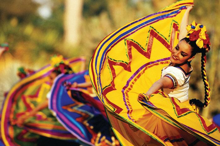 Мексиканские танцы