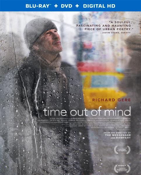 Перерыв на бездумье / Time Out of Mind (2014/BDRip/HDRip)