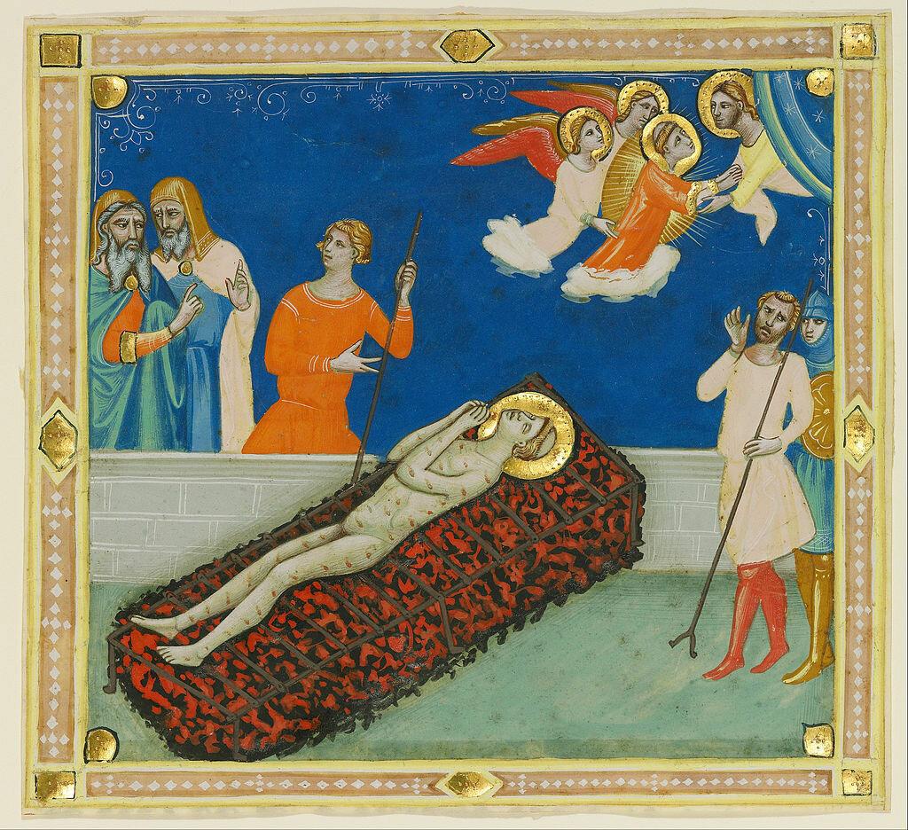Pacino_di_Bonaguida_(Italian_(Florentine),_died_before_1340,_active_1302_-_1340)_-_The_Martyrdom_of_Saint_Lawrence_-_Google_Art_Project.jpg
