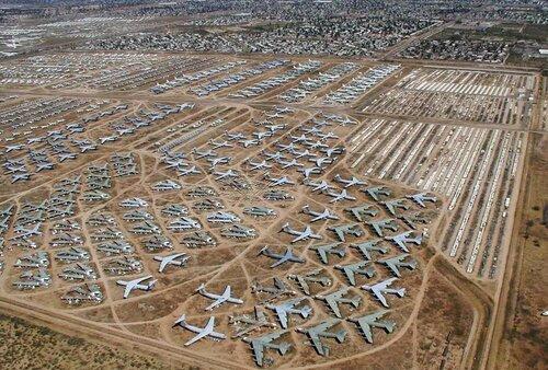 Кладбище самолётов