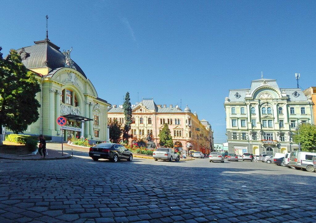 Картинки с города черновцы