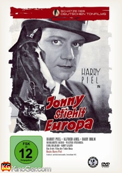 Jonny stiehlt Europa (1932)