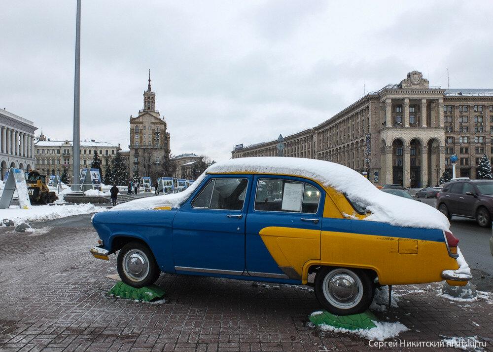 Киев хочет переименовать Украину в Россию, а Россию в Московию