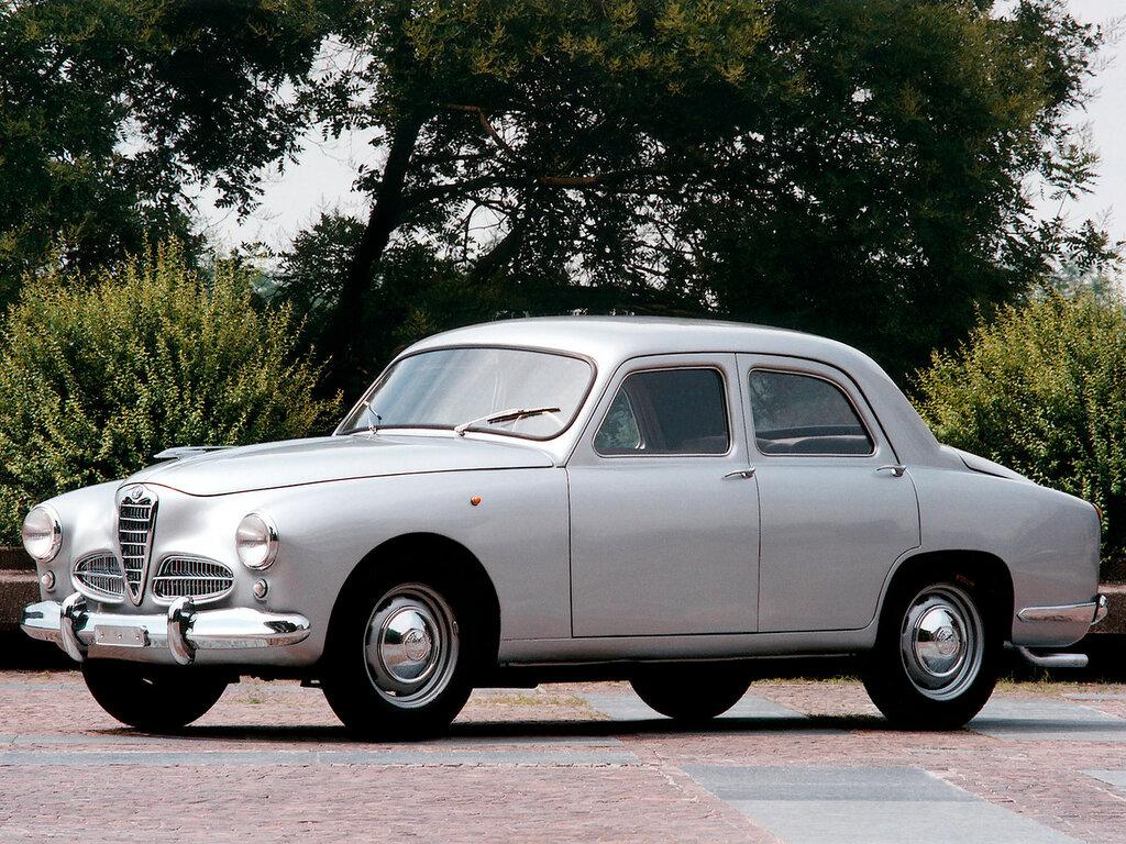 Alfa-Romeo-1900-Berlina-1950 1954