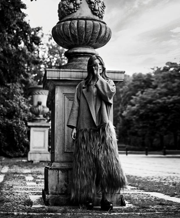 Касия Страсс (Kasia Struss) в журнале FASHION Magazine Poland