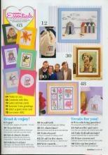 Журнал Quick & Easy Cross Stitch № 141 2006.07